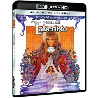 Dentro del Laberinto - UHD + Blu-Ray