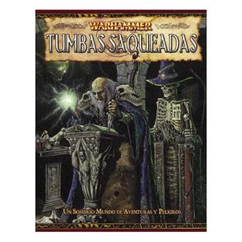 Warhammer: Tumbas saqueadas