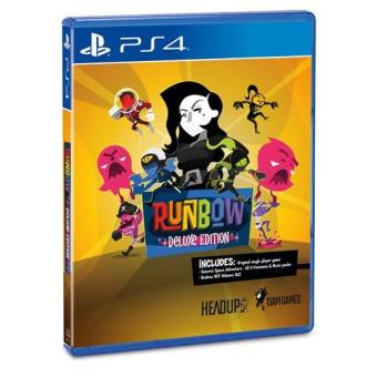Runbow Ed. Deluxe PS4