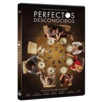 Perfectos desconocidos - DVD