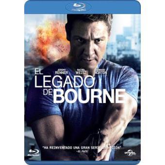 BourneEl legado de Bourne - Blu-Ray