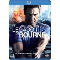 El legado de Bourne - Blu-Ray