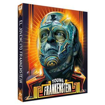 El jovencito Frankensterin - Ed Halloween - Blu-ray