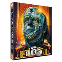 El jovencito Frankensterin  Ed Halloween - Blu-Ray