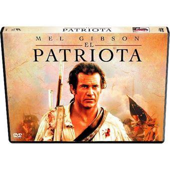 El Patriota - DVD Ed Horizontal