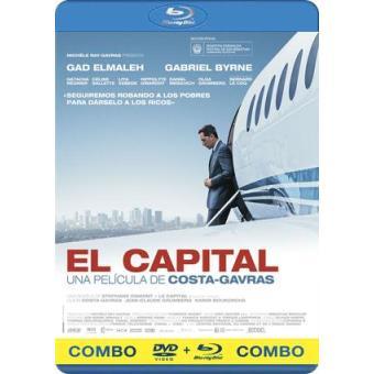 El capital - Blu-Ray + DVD