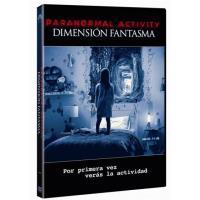 Paranormal Activity. Dimensión fantasma