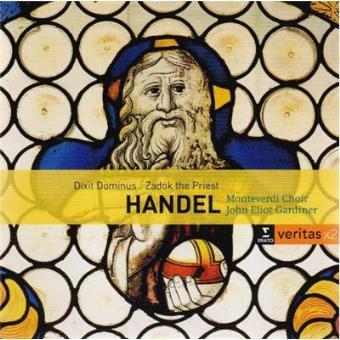 Handel: Dixit Dominus, Zadok the priest