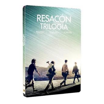 Pack Trilogía Resacón  - DVD