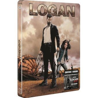 Logan - Steelbook Blu-Ray  Ed Especial