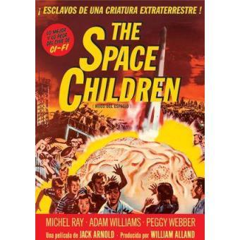 The Space Children (Hijos del espacio) V.O.S. - DVD