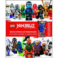 Lego Ninjago Enciclopedia de personajes actualizada y ampliada