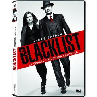 The Blacklist - Temporada 4 - DVD