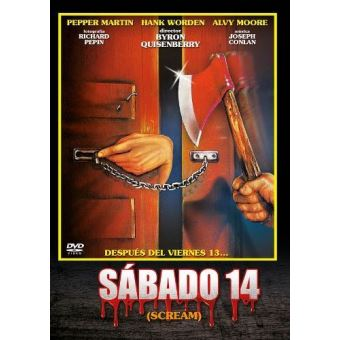 Sábado 14 (Scream) - DVD