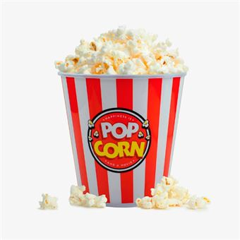 Cubo de palomitas Legami Pop Corn Party
