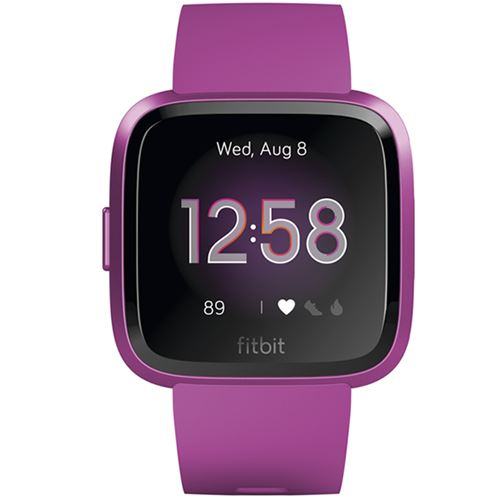 Smartwatch Fitbit Versa Lite Rosa