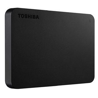 "Disco duro portátil Toshiba Canvio Basics 1TB 2,5"" Negro"