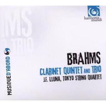 Brahms. Quinteto Clarinete, Cello Y Piano
