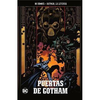 Batman, la leyenda núm. 27: Puertas de Gotham