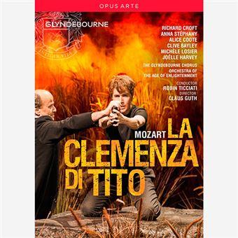 Mozart - La Clemenza di Tito - DVD