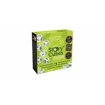 Story Cubes Viajes - Juego
