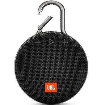 Altavoz Bluetooth JBL Clip 3 Negro