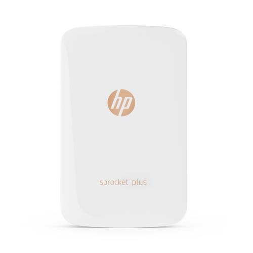 Impresora HP Sprocket Plus Blanca