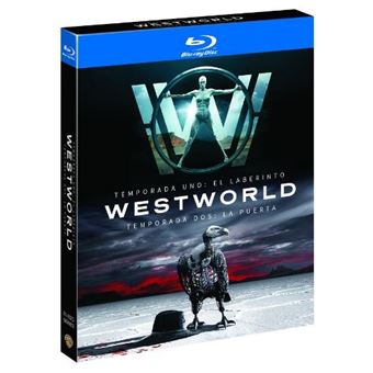 Pack Westworld  Temporadas 1 y 2 - Blu-Ray