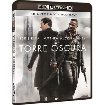 La torre oscura - UHD + Blu-Ray