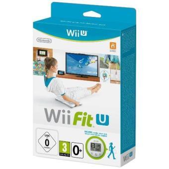 Fit U + Fit Meter Wii U