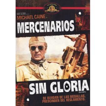 Mercenarios sin gloria - DVD