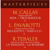 Masterpieces With Pavarot