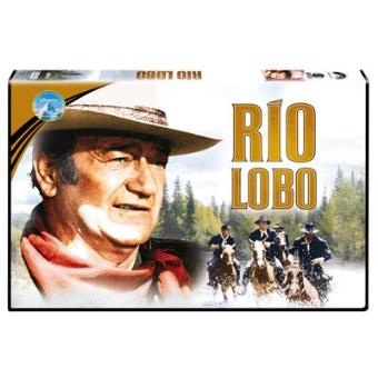 Río Lobo - DVD Ed Horizontal