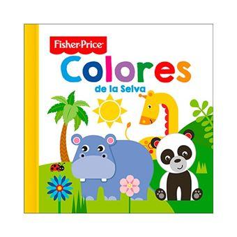 Colores de la selva - Fisher Price