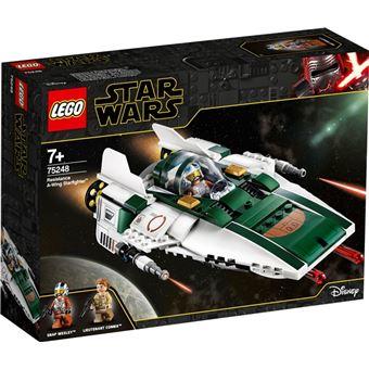 LEGO Star Wars TM 75248 Caza Estelar Ala-A de la Resistencia