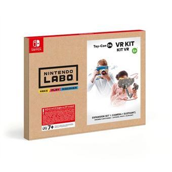 Labo: Kit de VR – Set de expansión 1 - Nintendo Switch