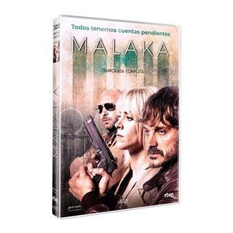 Malaka  Serie Completa - DVD