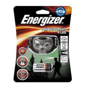 Energizer Linterna Frontal 4 LED+ 2 x AAA(4)