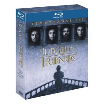 Juego de tronos - Temporadas 5 y 6 - Blu-Ray