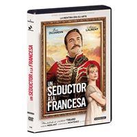 Un seductor a la francesa - DVD