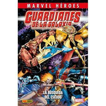 Guardianes de la Galaxia 1: La búsqueda del escudo