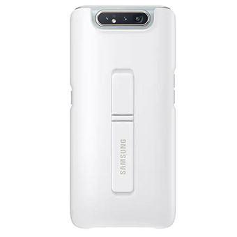 Funda Samsung Standing Cover Blanco para Galaxy A80