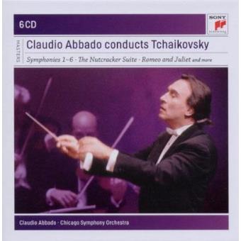 Claudio Abbado Conducts Tchaikovsky (Box Set)