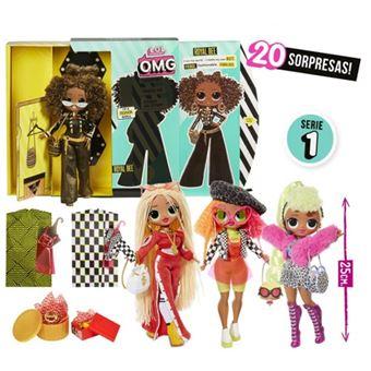 L.O.L Surprise! OMG Fashion Doll - Varios modelos