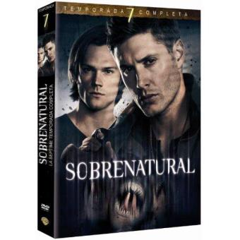 SobrenaturalSobrenatural - Temporada 7 - DVD