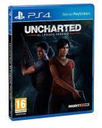 Uncharted. El legado perdido PS4