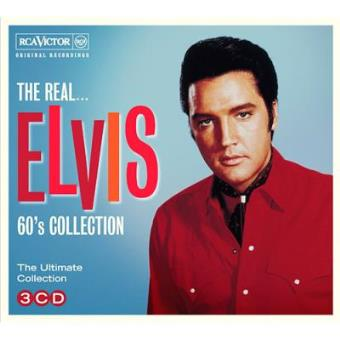 The Real... Elvis Presley. The 60's Collection  (Ed. 3 CD)
