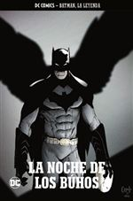Batman, la leyenda núm. 05: La noche de los búhos