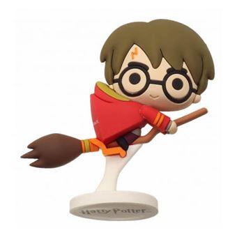 Figura de goma Harry Potter - Harry Nimbus 6cm