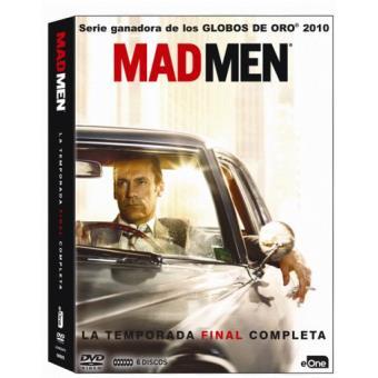 Mad MenMad Men - Temporada 7 Partes 1 y 2 - Exclusiva Fnac - DVD